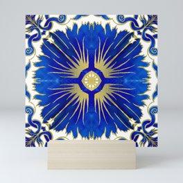 Azulejos - Portuguese Tiles Mini Art Print