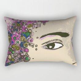 I'm looking at you Rectangular Pillow