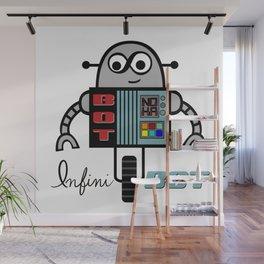 InfiniBOT Wall Mural