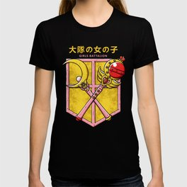 Girls Battalion T-shirt