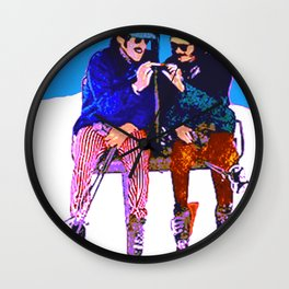 The Doobie Brothers Wall Clock