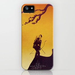 The Hunger Games iPhone Case