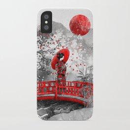Higasa iPhone Case