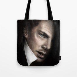 Benedict Painting Tote Bag