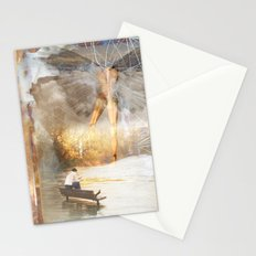 The Sacred and the Mundane Stationery Cards