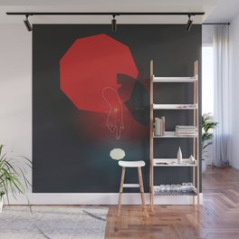 The Great Reset Wall Mural