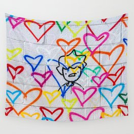 People Love Wall Tapestry