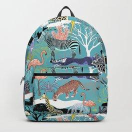 Savannah Fauna Backpack