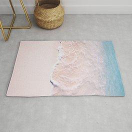 Sea Bliss - Ocean Pink Rug