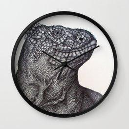 Gary Wall Clock
