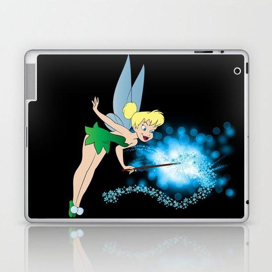 Classic Tinkerbell Laptop & iPad Skin