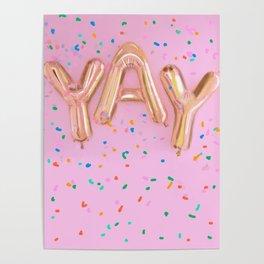 YAY Poster