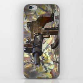 Warped Logic iPhone Skin