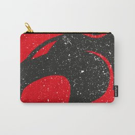 Thundercats worn logo Carry-All Pouch