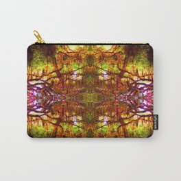 Tree of Life Abstract Carry-All Pouch