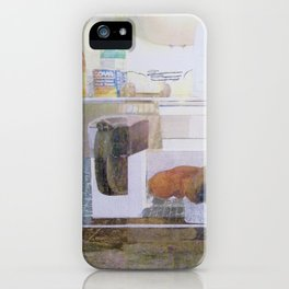 Starving Artist (D.W) iPhone Case