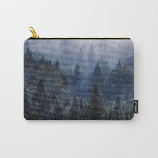 The Visionary Echo #society6 Carry-All Pouch