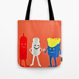 We compliment each other Tote Bag