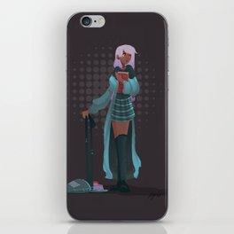 Olive! iPhone Skin