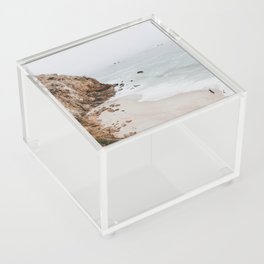 malibu coast / california Acrylic Box