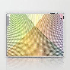 Gradient Strings Laptop & iPad Skin