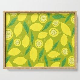 Lemonade Serving Tray