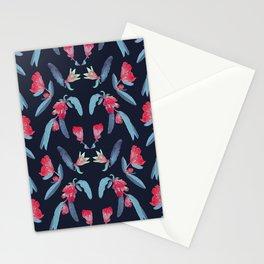 Pom Blossom in Winter Stationery Cards