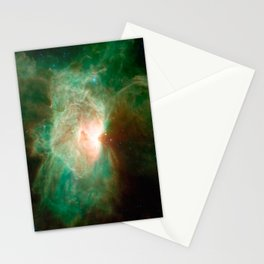 the horse becomes the phoenix | space #04 Stationery Cards