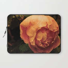 Rose on a sad day Laptop Sleeve