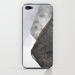 Stone And Mist iPhone Skin