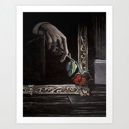 Dorian Gray Art Print