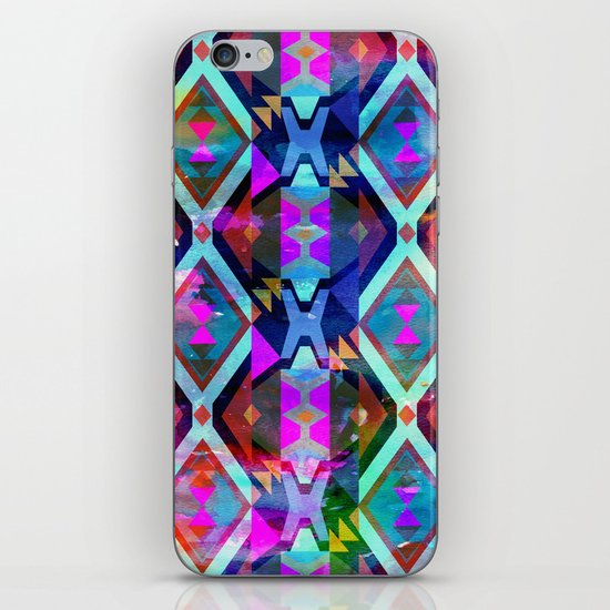 Diamond Fiesta  iPhone Skin