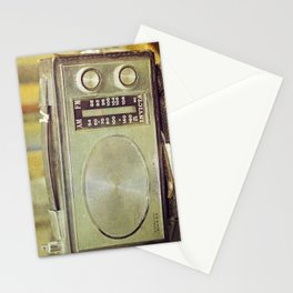 "Sundays with Grandma  - ""Analog zine"" Stationery Cards"