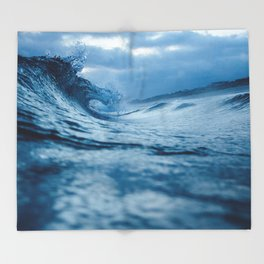 Nautical Adventure Throw Blanket