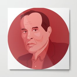 Queer Portrait - Kenneth Anger Metal Print
