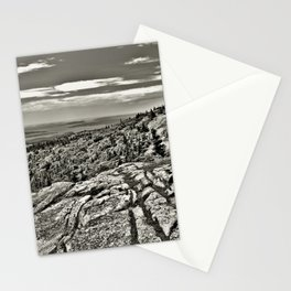 Rocky Landscape Phtography Stationery Cards