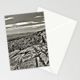 Rocky Landscape Phtography Stationery Cards