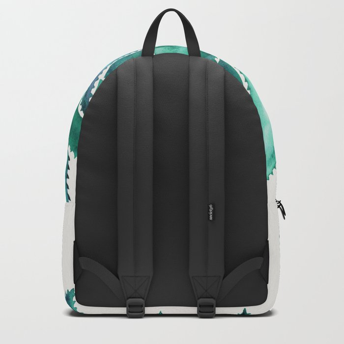 Aloe Vera – Turquoise Palette Backpack