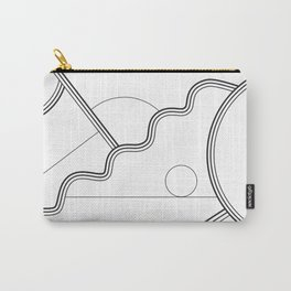 White Magic II Carry-All Pouch