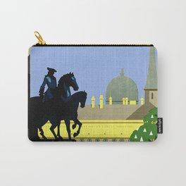 Vienna Austria Vintage Travel Carry-All Pouch