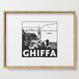 Ghiffa, Lago Maggiore, Italy Serving Tray