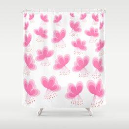 Cherry Blossom - In Memory of Mackenzie Shower Curtain