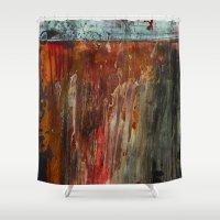 run Shower Curtains featuring Run by Cifertherhyme