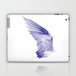 Crystal Wing by Fernanda Quilici Laptop & iPad Skin