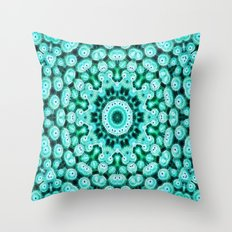 Cactus Star Throw Pillow