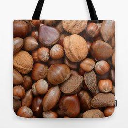 Mixed nuts Tote Bag