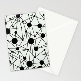 We're All Connected Stationery Cards