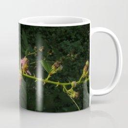 Blackberries Flowers Coffee Mug