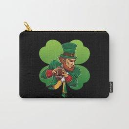 American Football Leprechaun - Lucky Irish Carry-All Pouch