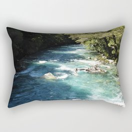 Lake Marian, New Zealand Rectangular Pillow